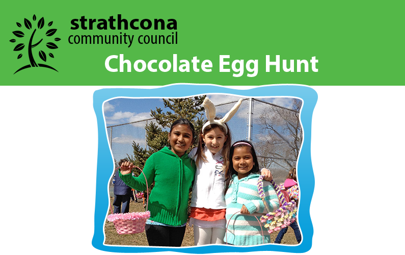 Huge Egg-Hunt Turnout!