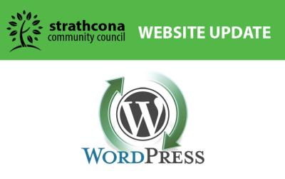 Website Alterations