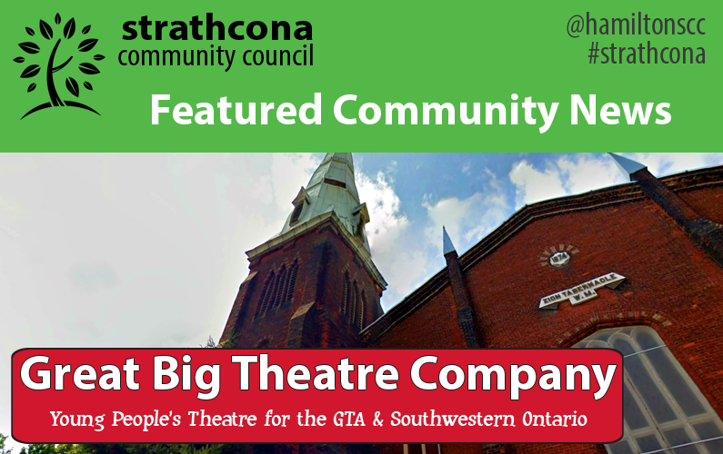Welcome to the Great Big Theatre Company