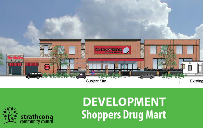 Shoppers Drug Mart Redevelopment