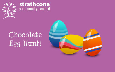 Chocolate Egg Hunt