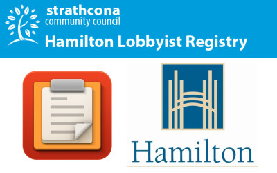 City of Hamilton: Lobbyist Registry