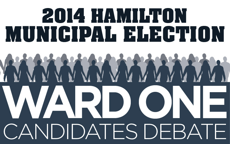 Ward One Candidate Debate