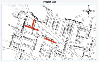Road Reconstruction Schedule